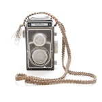 Zeiss-Ikon Ikoflex Camera, Early-Mid 20th Century