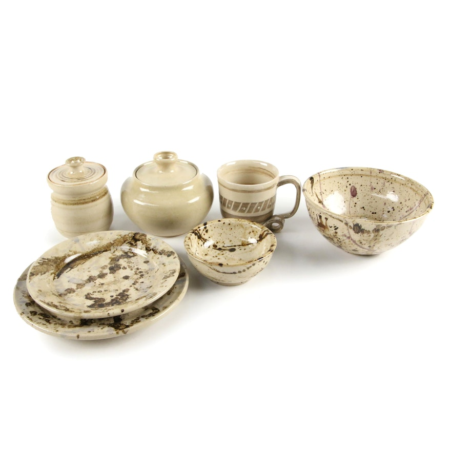 D. O'Brien and Other Contemporary Pottery Kitchenware