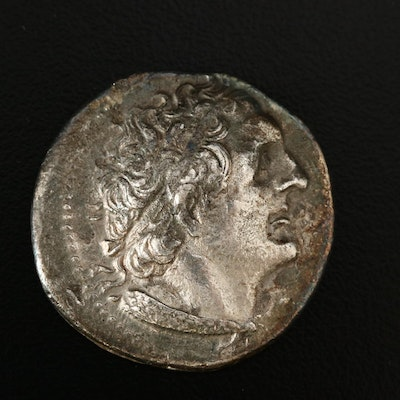 Ancient Egypt AR Tetradrachm of Ptolemy I Soter, ca. 300 B.C.
