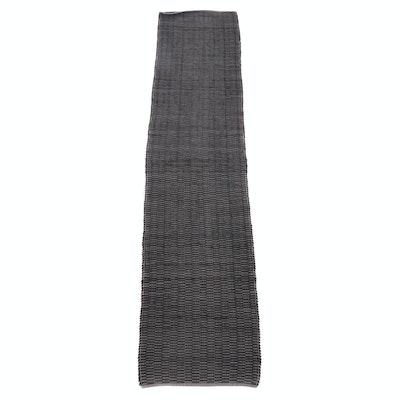 2'5 x 11'5 Rope Style Wool Blend Carpet Runner