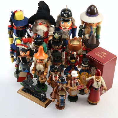 Steinbach and Other Wooden Nutcrackers