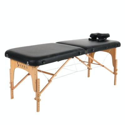 Sierra Comfort Portable Massage Table, 21st Century