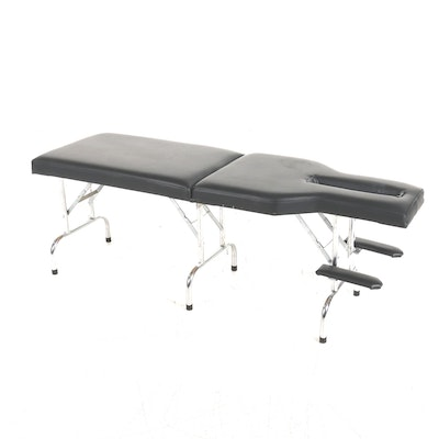 Portable Massage Table with Carrying Case