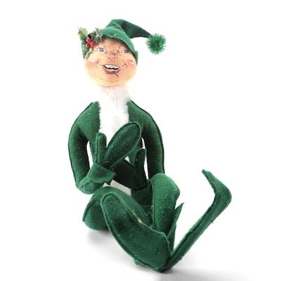 Annalee Elf Doll, 2003