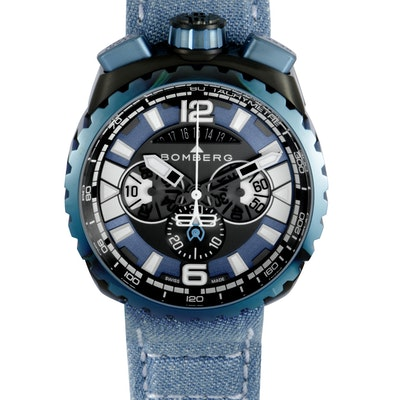 Bomberg Bolt-68 Wristwatch