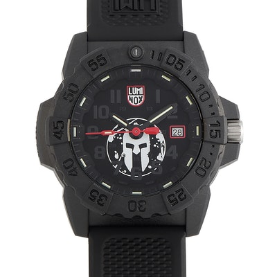 Luminox Spartan Black Wristwatch