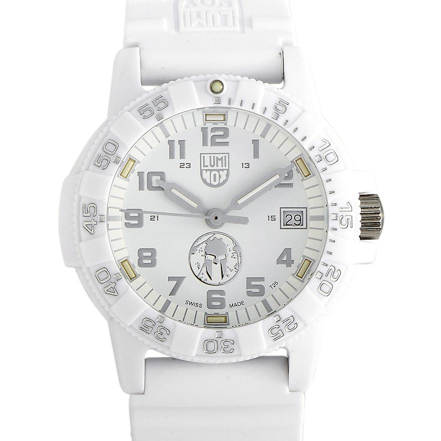 Luminox Spartan White Wristwatch