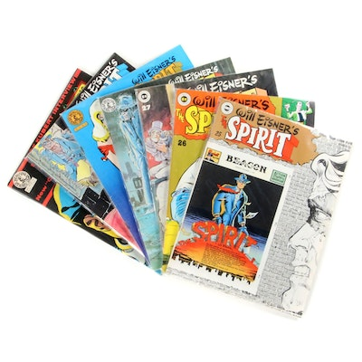 """The Spirit"" Comics"
