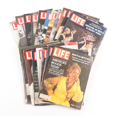 """Life"" Magazines of the 1960s and 1970s"