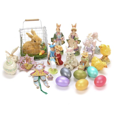 Spring and Easter Figurine Collection