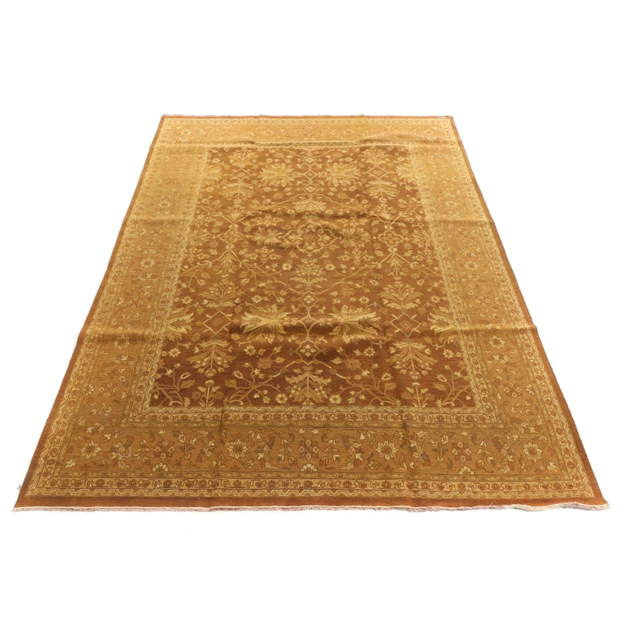 9'9 x 13'7 Hand-Knotted Safavieh Persian Style Wool Rug