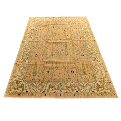 9'7 x 13'6 Hand Woven Safavieh Wool Rug