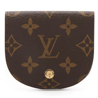 Louis Vuitton Coin Purse in Monogram Canvas