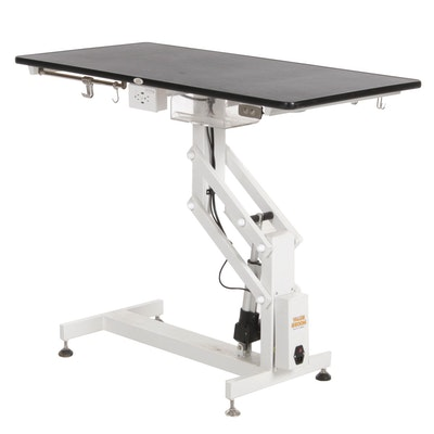Value Groom Dog Grooming Table with Electric Height Adjuster