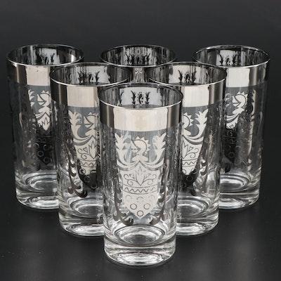 Mid Century Modern Kimiko Highball Glasses