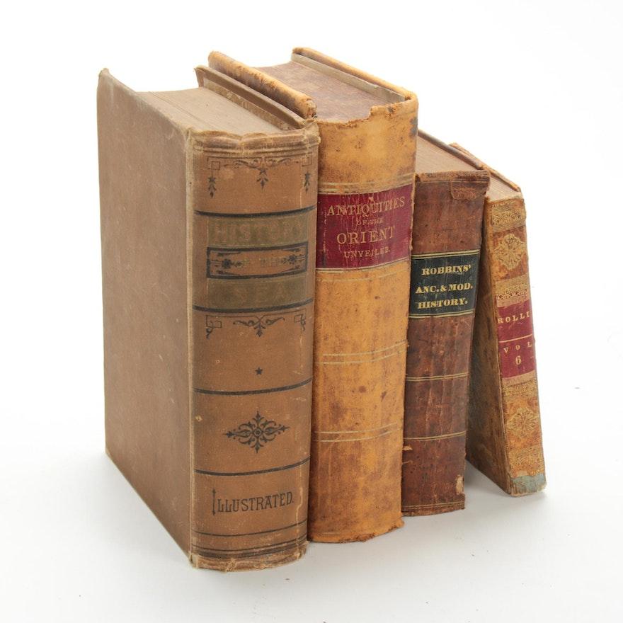 Nineteenth Century Books on Ancient and International History