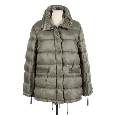 Women's Luisa Cerano Faux Down-Filled Puffer Jacket