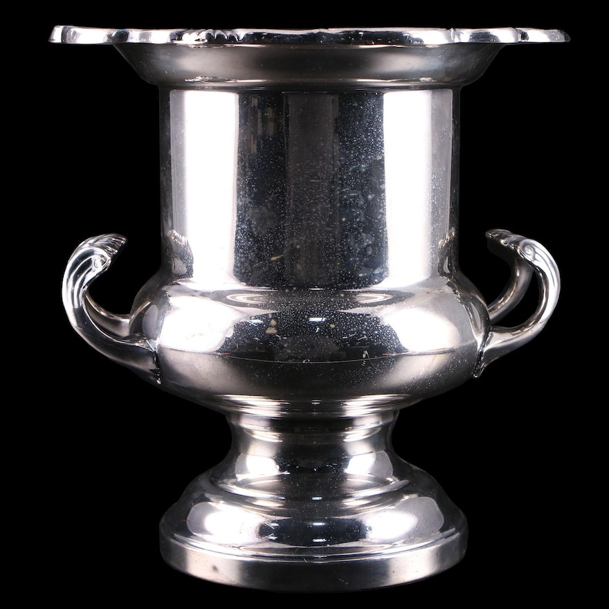 F.B. Rogers Silver Plate Champagne Bucket