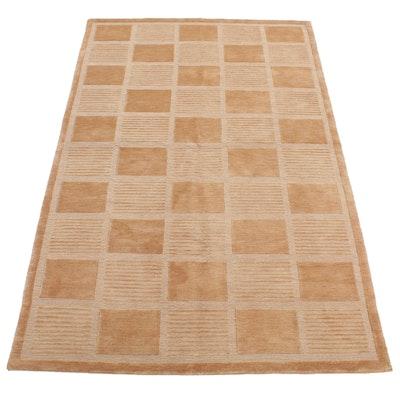6' x 9'4 Handwoven Safavieh Tibetan Wool Area Rug