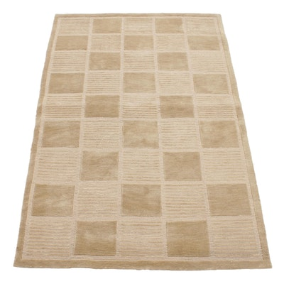 5' x 7'11 Handwoven Safavieh Wool Area Rug