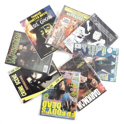 """Bizarre Adventures,"" ""Darkman,"" and Other Magazines and Comics"