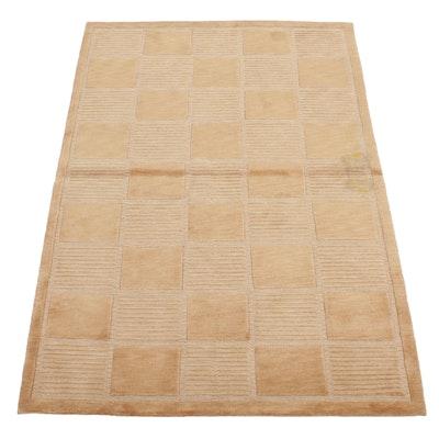 5'1 x 7'5 Handwoven Safavieh Tibetan Wool Area Rug