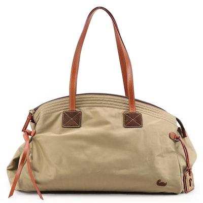 Dooney & Bourke Carla Nylon Sport Domed Duffel Bag
