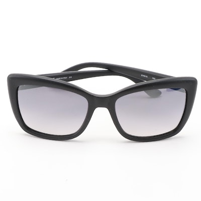 ETRO ET601S Matte Black Sunglasses with Case