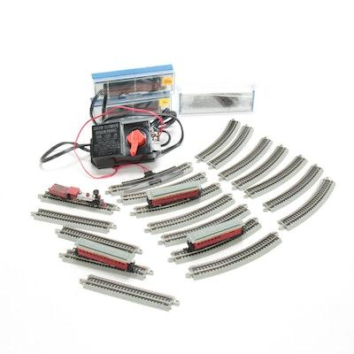 Bachmann Electric N Scale Toy Train Set