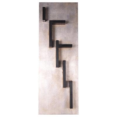 Decorative Modern Style Wall Shelf, 21st Century