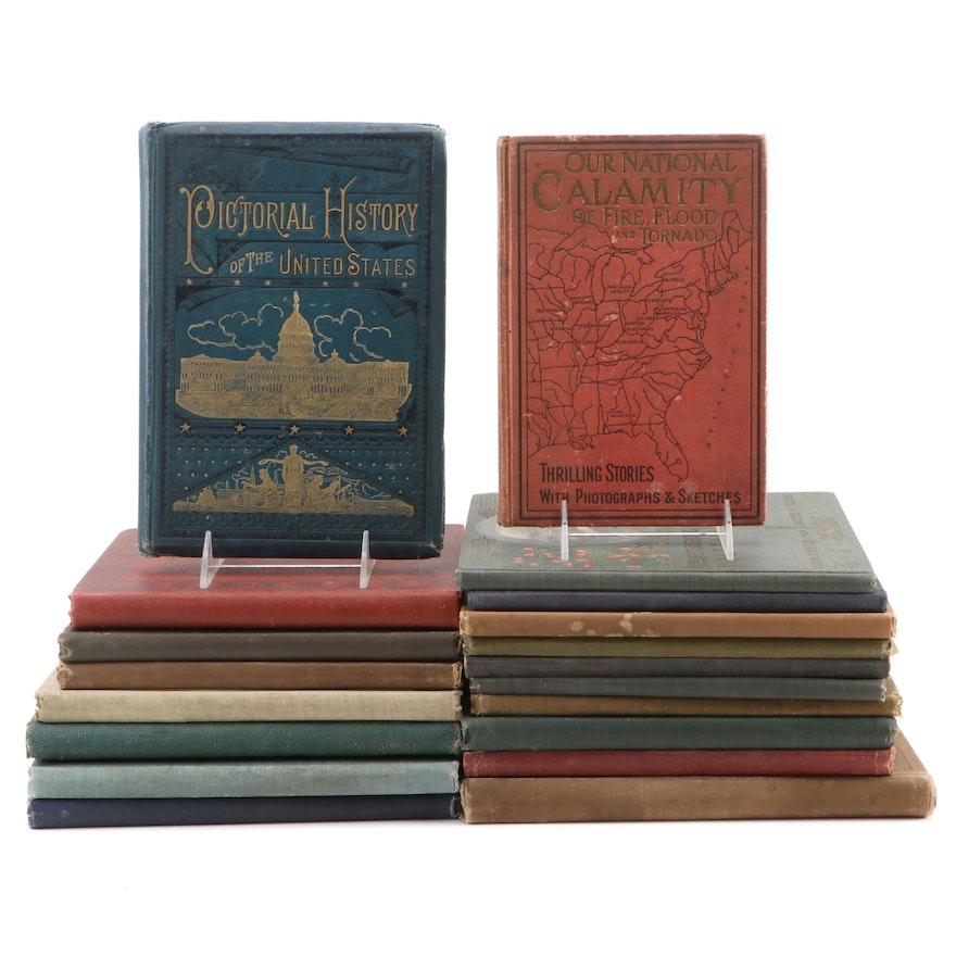 Prospectuses and Salesman Samples of Nonfiction Books, 1890s–1920s