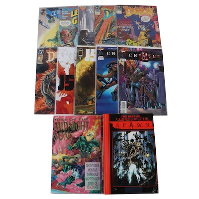 """""""Curse of Spawn,"""" """"Isola,"""" """"The Demon,"""" and Other Comics"""