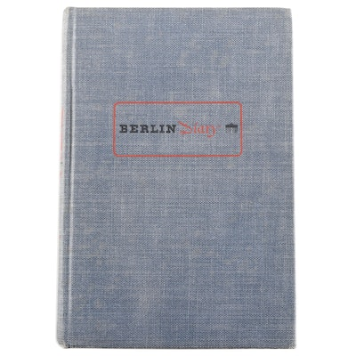 "First Edition ""Berlin Diary: The Journal of a Foreign Correspondent 1934-1941"""