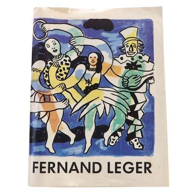 """Fernand Léger: L'œuvre gravé"" by Lawrence Saphire, 1985"