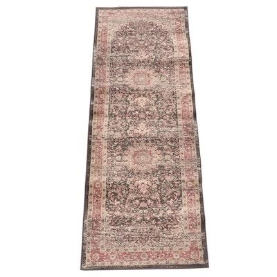 """2'6 x 8'0 Machine Made Turkish Couristan """"Zahara"""" Carpet Runner"""