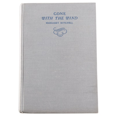 """Gone with the Wind"" by Margaret Mitchell, 1938"