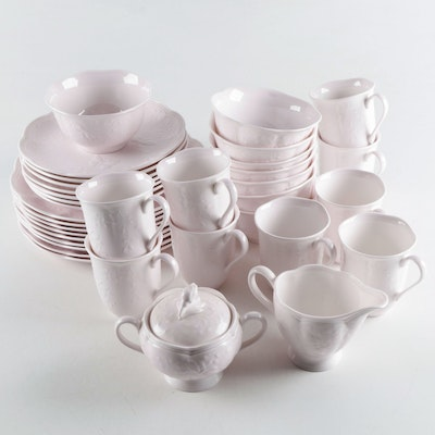 "Lenox ""Butterfly Meadow: Petal"" Bone China Dinnerware, 2002–2005"