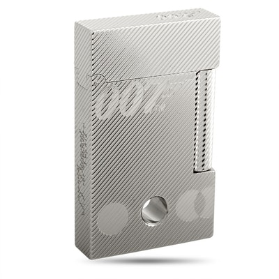 "S.T. Dupont ""Ligne 2"" James Bond 007 Palladium Limited Edition Lighter"