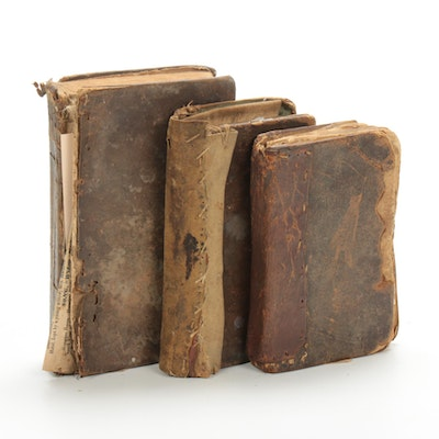 "New Testament, ""Life of Job Scott"", and ""The Methodist Magazine"", 18th Century"