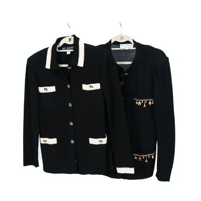 St. John Collection by Marie Gray Knit Jackets
