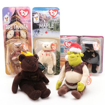 McDonald's Beanie Baby Collectibles