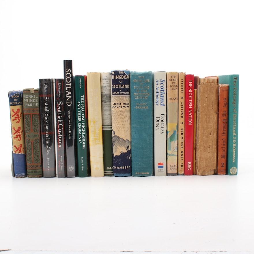 Books About Scotland and Scottish History