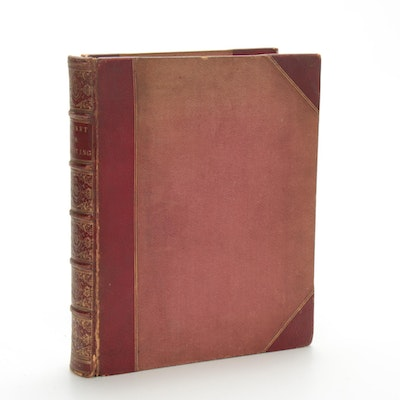 """""""A Treatise On Painting, in Four Parts"""" by John Burnet, 1850"""