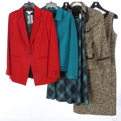 Pendleton and Talbots Jacket and Suit Sets
