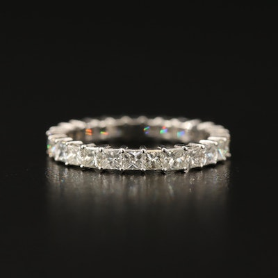 18K 1.75 CTW Diamond Eternity Band