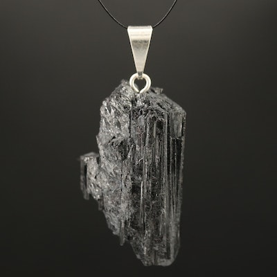 Black Tourmaline Pendant