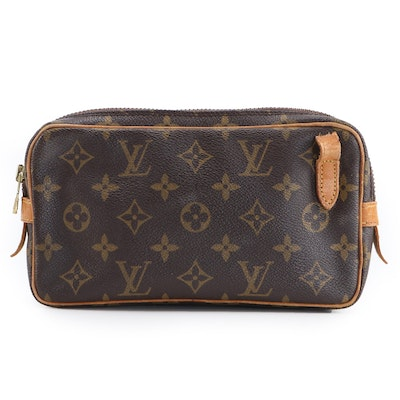 Louis Vuitton Pochette Marly Bandouillère Bag, Vintage