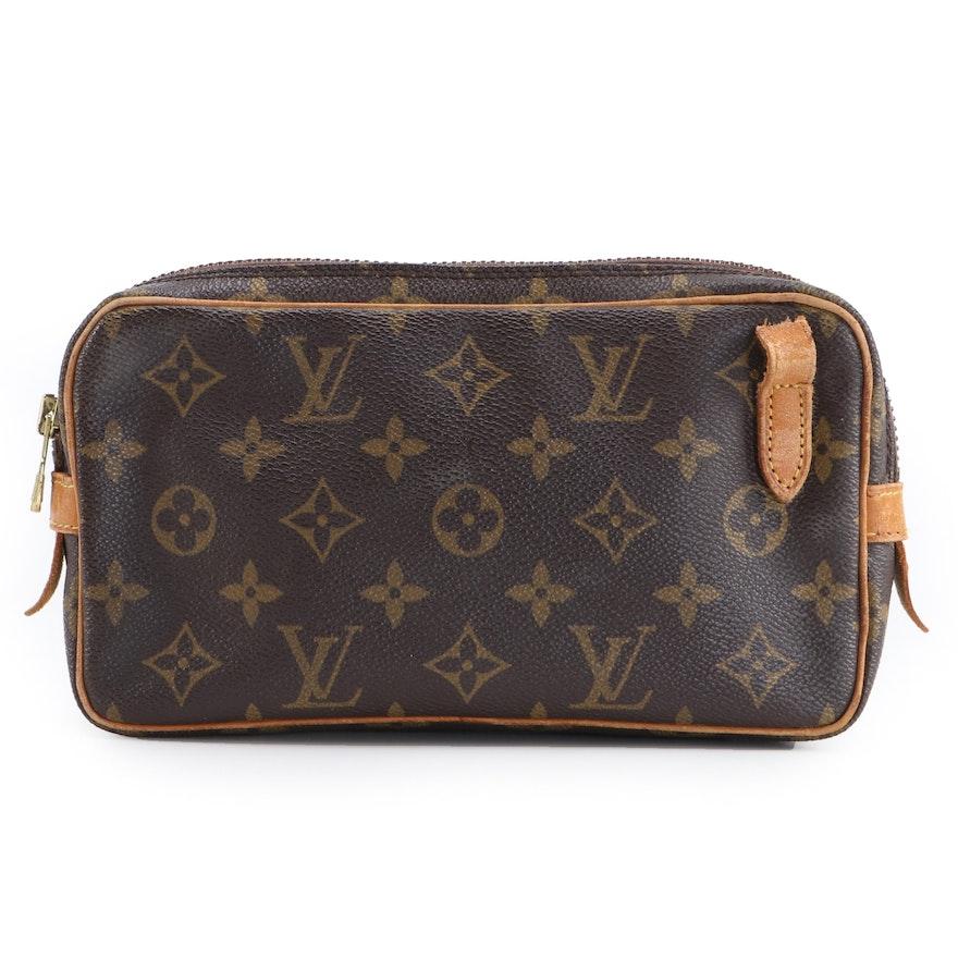 Louis Vuitton Pochette Marly Bandouillère Bag, Vintage