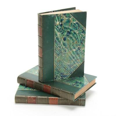 """Cuthbert Bede's College Stories"" Three-Volume Set by Edward Bradley, 1893"