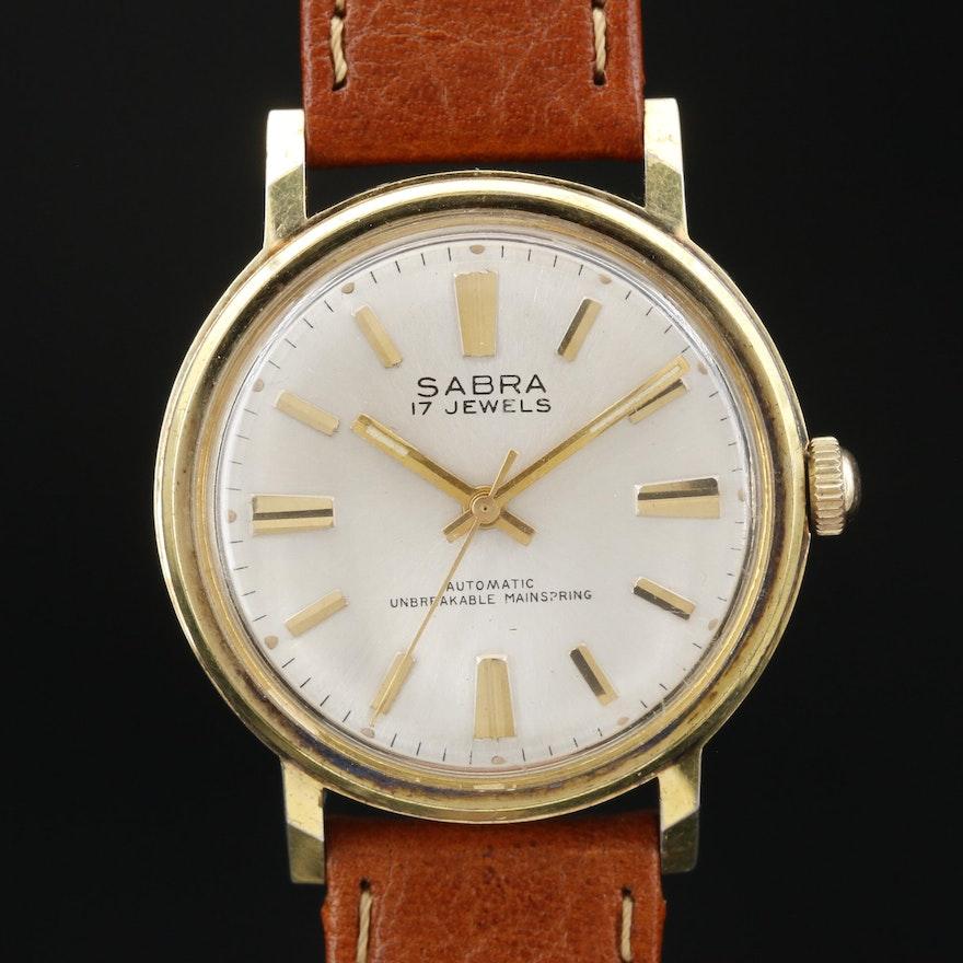 1960's Sabra Automatic Wristwatch